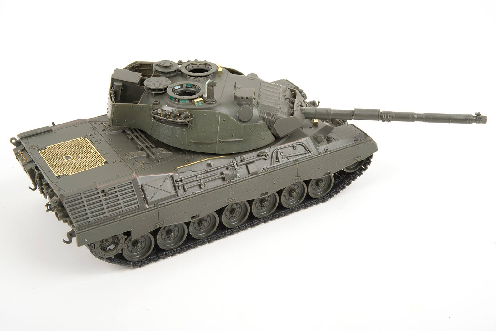 Leopard Club : Reviews - Meng Leopard 1A5