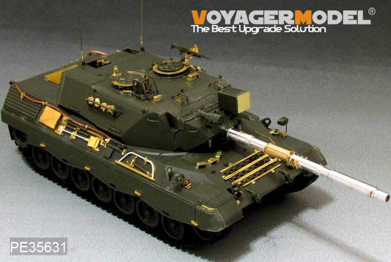 Leopard Club Reviews Voyager Leopard 1a3 Upgrade Set